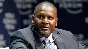Dangote : Africa's richest Person