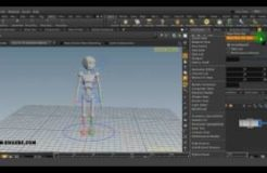 3D ANIMATION RIGING OBJECT AND ANIMATE