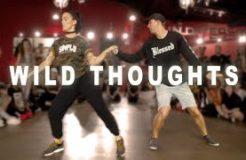 """""""WILD THOUGHTS"""" - DJ Khaled ft Rihanna Dance   @MattSteffanina ft Samantha Caudle"""