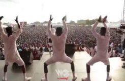 Raymond - Live performance at Mbagala Zakiemu (part 3)
