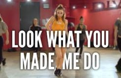 TAYLOR SWIFT - Look What You Made Me Do (Dance Video)   Kyle Hanagami Choreography