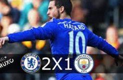 Chelsea Vs Manchester City 2-1 - Goals- English Premier League 05/04/2017