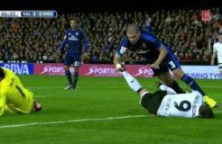 Real madrid vs Valencia full match 2016 2-2 hd