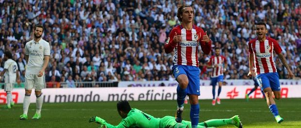 Real Madrid vs. Atletico Madrid (1-1) score, highlights: Draw opens door for Barcelona