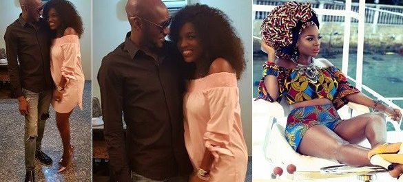 2face celebrates wife, Annie Idibia as she turns 33