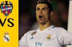 Levante vs Real Madrid 2-2 ● All Goals & Highlights HD ● 3 Feb 2018 - La Liga