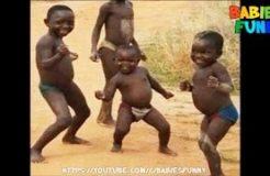 Funny African Kid Dancing , Funny Babies Videos 2016
