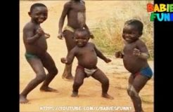 Funny African Kid Dancing , Funny Babies Videos 2016