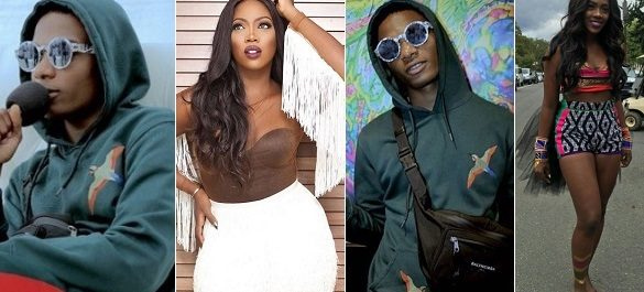 Wizkid and Tiwa Savage win Best Male and Female Artistes in Western Africa at the #AFRIMA2017