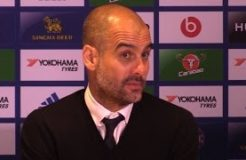 Chelsea 2-1 Manchester City - Pep Guardiola Full Post Match Press Conference