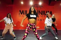 Yemi Alade - Go Down 💃 Jeamy Blessed Dance Choreography