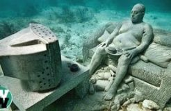 9 Mysterious Things Found Underwater Nobody Can Explain!