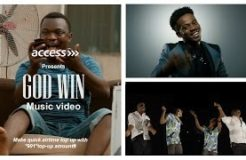 0:03 / 4:26 Korede Bello - Godwin Official Music Video