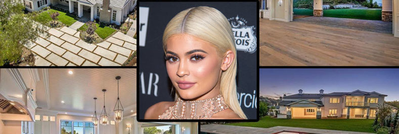 Kylie Jenner, 19, Buys Fourth California Mansion at $12M