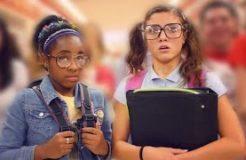 High School Dance Battle - Geeks vs. Cool Kids! (4K)