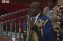 Speaker Job Ndugai orders Freeman Mbowe and Halima Mdee to appear before Ethical Committee