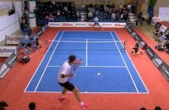 Touch Tennis - Amazing Kind Of Tennis - Known As Mini-Tennis