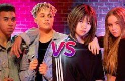 DANCE BATTLE - BOYS VS GIRLS I Charlie Puth - How Long | (Choreography by Andie Zazueta)