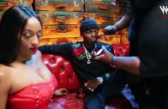 WAKA - BEHIND THE SCENE ( DIAMONDPLATNUMZ FT RICK ROSE )