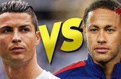 Cristiano Ronaldo vs Neymar Jr