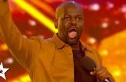 HILARIOUS Comedian Daliso Chaponda