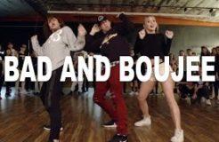"""BAD AND BOUJEE"" - Migos Dance   @MattSteffanina Choreography"