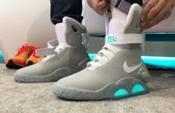 We wear-test the self-lacing Nike MAG. It