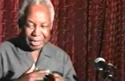 Nyerere Speech 1995