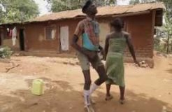 Comedians dancing to MARIAROZA by EDDY KENZO
