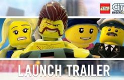 GAME: LEGO City Undercover: Launch Trailer