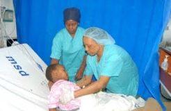 Kwa mara ya kwanza hospitali ya Muhimbili imeweza kuweka betri kwenye moyo wa mtoto