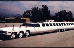 MEET 5 LONGEST CAR IN THE WORLD
