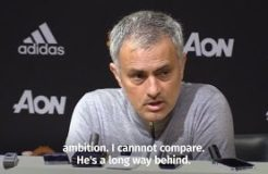 Luke Shaw blasted by Jose Mourinho