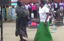 MAMA MKWE- BY ROSE MUHANDO IN THE STREETS OF NAIROBI