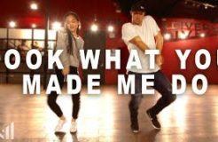 "TAYLOR SWIFT - ""Look What You Made Me Do"" Dance   Matt Steffanina ft AC Bonifacio"