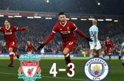 Liverpool vs Manchester City 4-3 - All Goals & Extended Highlights - EPL 14/01/2018 HD