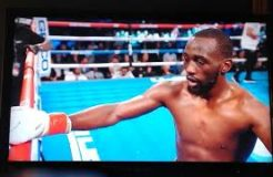 Terrence Crawford vs Aamir Khan