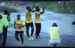 Yanga V.S Ruvu Shooting Kipindi cha Kwanza 1-1