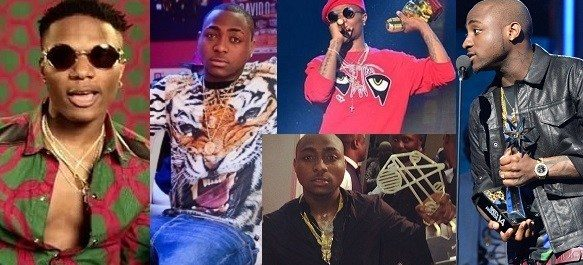 "Davido shades AFRIMA after he was unveiled ""Best Worldwide act"" at MTV EMA"