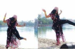 Zari Akicheza Bum Bum Ya Yemi Alade - Incredible Dancing !