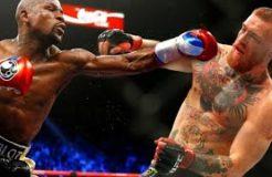 MAYWEATHER vs MC GREGOR FIGHT HIGHLIGHTS 27/08/2017
