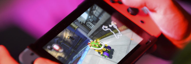 A big-name Nintendo Switch game was just released for the first time since launch