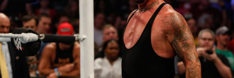 The Undertaker retired from WWE after his Wrestlemania defeat to Roman Reigns